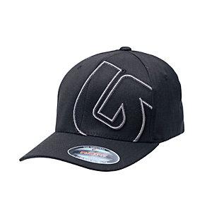 Burton Slidestyle Flex Fit Cap schwarz