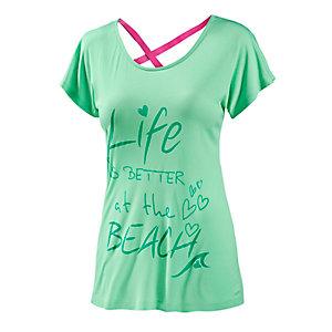 Maui Wowie T-Shirt Damen hellgrün