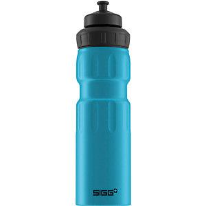 SIGG WMB Sports Blue Touch 0,75 Trinkflasche blau