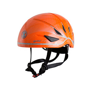 SKYLOTEC grid 55 Kletterhelm Damen orange