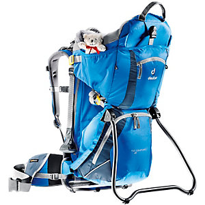 Deuter Kid Comfort 2 Kindertrage blau
