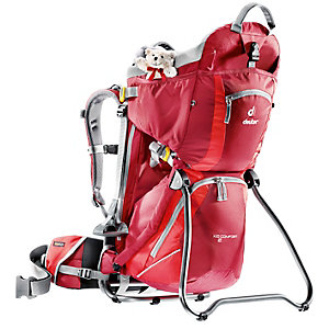 Deuter Kid Comfort 2 Kindertrage rot
