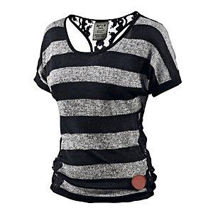 khujo t shirt damen schwarz im online shop von sportscheck kaufen. Black Bedroom Furniture Sets. Home Design Ideas
