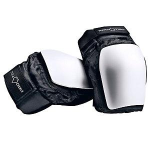 Pro Tec Park Knee Knieschoner schwarz/weiß