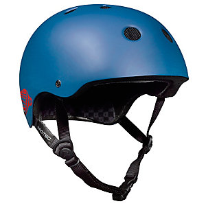 Pro Tec The Classic Vans Skate Helm blau/rot