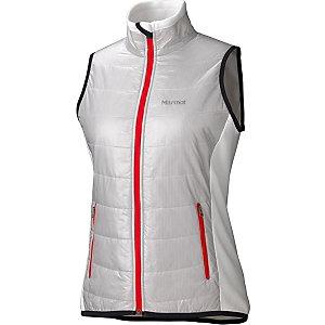 Marmot Variant Vest Outdoorweste Damen grau/weiß