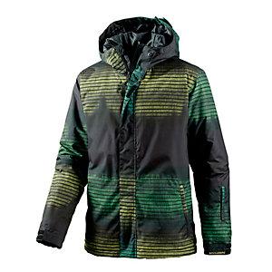 Billabong Impact Snowboardjacke Herren grün/schwarz