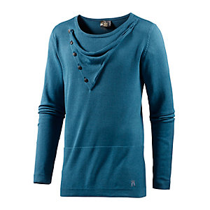 Neighborhood Strickpullover Herren blaugrau