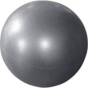 unifit Pilates Ball dunkelgrau