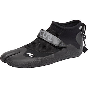 Rip Curl Neoprenschuh Reefer 1,5mm Split Toe Neoprenschuhe black/charcoal
