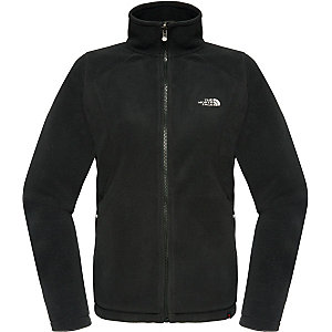 The North Face New Glacier Fleecejacke Damen schwarz