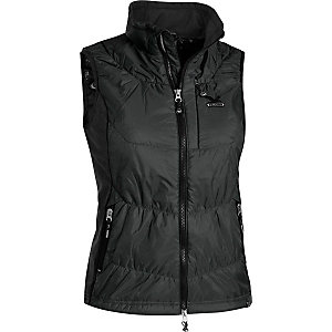 SALEWA Magna Outdoorweste Damen schwarz