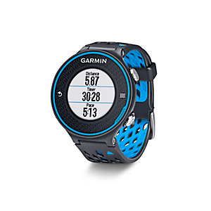 garmin forerunner 620 hr sportuhr schwarz blau im online. Black Bedroom Furniture Sets. Home Design Ideas