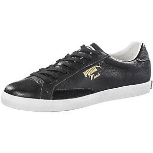 PUMA Match Vulc Sneaker Herren schwarz