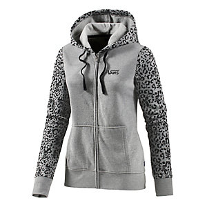 vans damen w free period pullover raglan hoodie grey. Black Bedroom Furniture Sets. Home Design Ideas