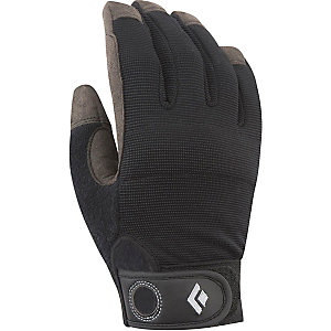 Black Diamond Crag Close Kletterhandschuhe schwarz
