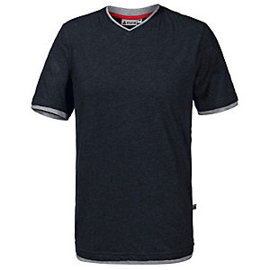 OCK T-Shirt Herren schwarz