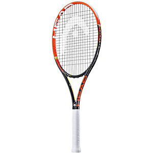 HEAD Graphene Radical REV Tennisschläger weiß/orange