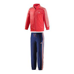 adidas Trainingsanzug Mädchen koralle/navy