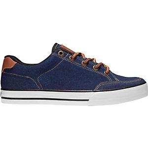 Circa Lopez 50 Slim Adrian Lopez Sneaker blau/braun/weiß