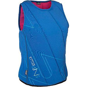 ION Textil Lunis Vest Prallschutzweste Damen blau
