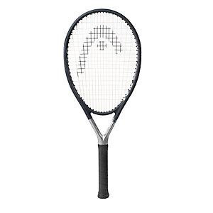 HEAD Tennisschläger schwarz/silberfarben