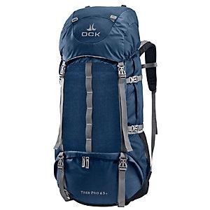OCK Trek Pro 65+ Trekkingrucksack blau