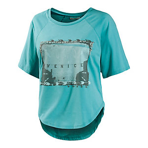 Billabong It Takes Two T-Shirt Damen türkis