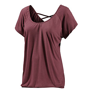 Ezekiel Fiona T-Shirt Damen braun