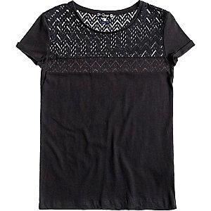 Roxy Marunouch T-Shirt Damen anthrazit
