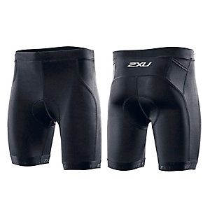 2XU Tri Short Active Schwimmanzug Herren schwarz
