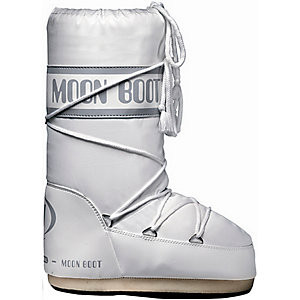 Moonboot Moon Boot Nylon Winterschuhe Damen weiß