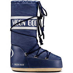 Moonboot Moon Boot Nylon Winterschuhe blau