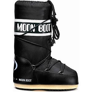 Moonboot Moon Boot Nylon Winterschuhe schwarz