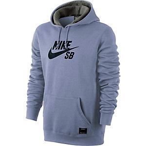 Nike SB Icon Hoodie Herren lila