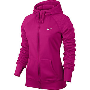 nike sweatjacke damen pink im online shop von sportscheck. Black Bedroom Furniture Sets. Home Design Ideas