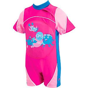 ZOGGS Floatsuit Schwimmhilfe Mädchen pink
