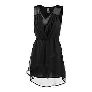 Ichi Trägerkleid Damen schwarz