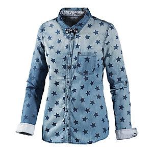 Tommy hilfiger jeanshemd damen oberhof - Jeanshemd damen lang ...