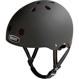 Nutcase Gen3 Blackish Fahrradhelm schwarz