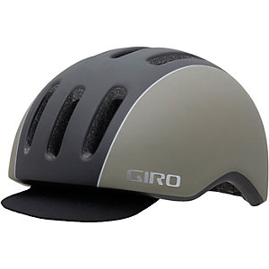 Giro Reverb Fahrradhelm anthrazit/schwarz