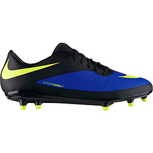 Nike Hypervenom Blau Schwarz