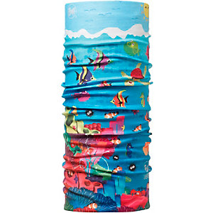 BUFF Loop Kinder blau/bunt