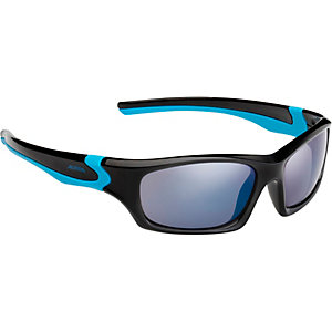 ALPINA Flexxy Teen Sportbrille schwarz/blau