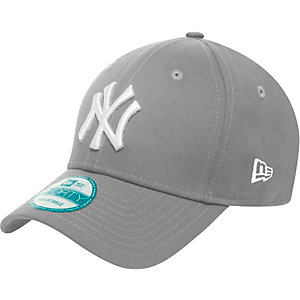 New Era NY Yankees Cap grau/weiß
