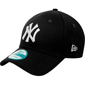 New Era NY Yankees Cap schwarz/weiß