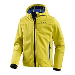 cmp softshelljacke jungen gelb blau im online shop von sportscheck kaufen. Black Bedroom Furniture Sets. Home Design Ideas