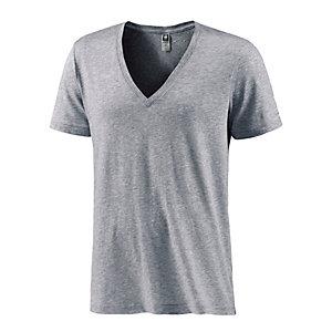 G-Star V-Shirt Herren graumelange