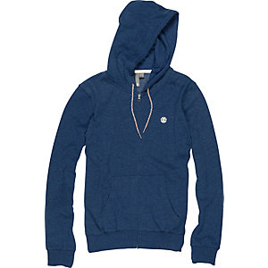Element Cornell Sweatjacke Herren blau