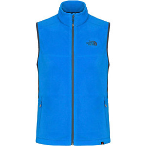 The North Face Aurora Fleeceweste Herren blau